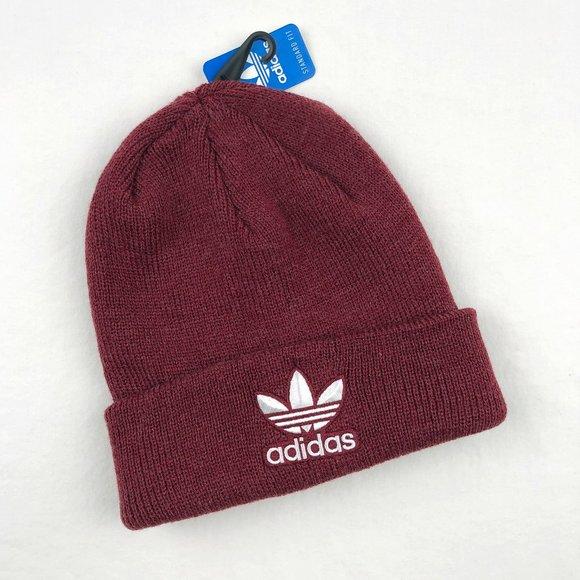 Adidas Originals Beanie Trefoil Beanie Hat